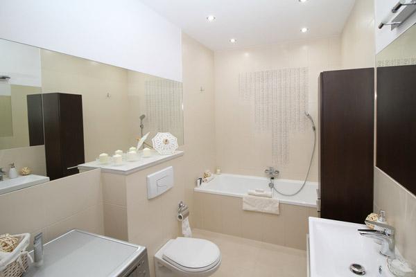 Ein neues Bad von Peter Kron Haustechnik in Hamburg