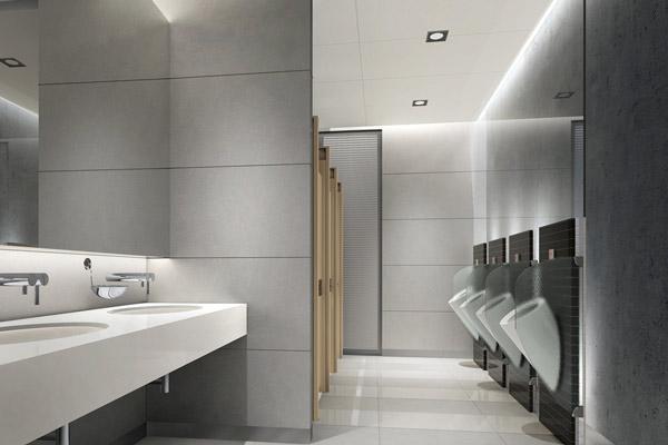 Neues Badezimmer von PETER KRON Haustechnik in Hamburg